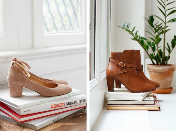 chaussures collection Sézane automne 2017