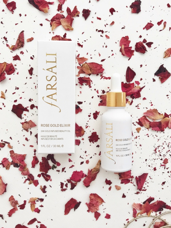 Farsali rose gold elixir 1