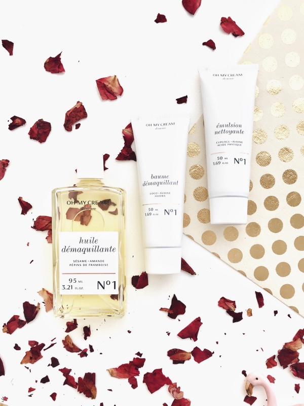 Routine démaquillante Oh My Cream Skincare