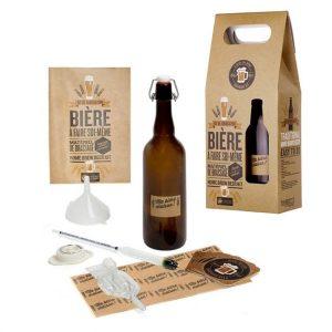 10 idées de cadeaux pour homme - fabrication de bières