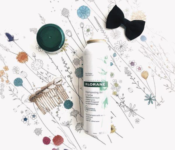3 façons d'utiliser du shampooing sec avec Klorane