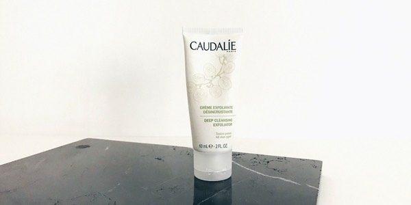 Faire peau neuve avec la crème exfoliante désincrustante de Caudalie