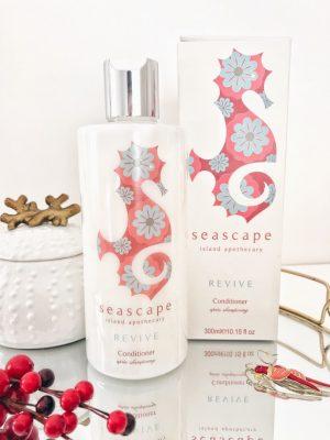 Seascape Island Apothecary // Après-shampooing revive // Blog Mangue Poudrée