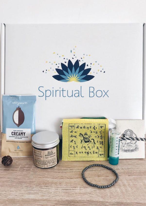 Spiritual Box : la box qui apporte bien-être et spiritualité