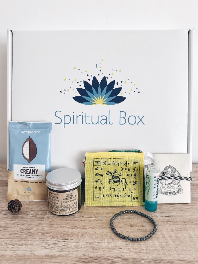 Spiritual Box - blog mangue poudrée