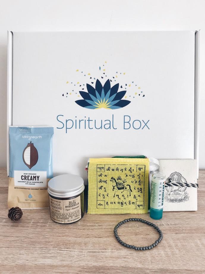 Spiritual Box - blog mangue poudrée