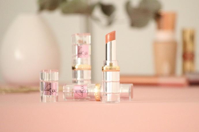 L'Oréal x Caroline Receveur - Blog Mangue Poudrée RAL nude