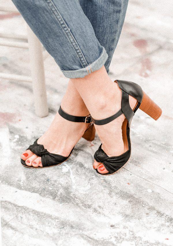dupe sandales Roméo Sézane mois chers - blog Mangue Poudrée - www.mangue-poudree.fr - blog mode et lifestyle à Reims Paris influenceuse