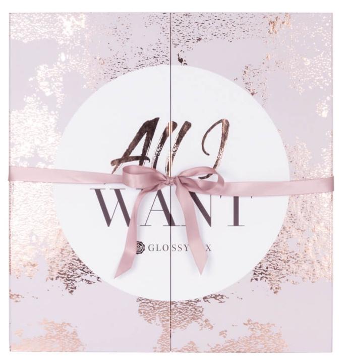 Calendriers de l'avent 2018 - Blog Mangue Poudrée - Blog beauté, mode et lifestyle à Reims - Calendrier glossybox 2018