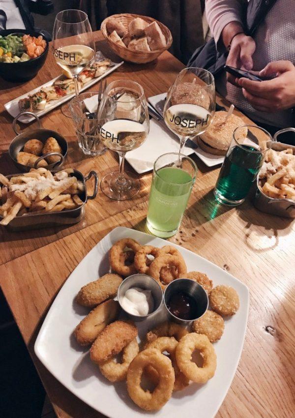 joseph bar à manger reims - bonnes adresses reims - blog mangue poudrée - blog beauté mode et lifestyle