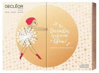Calendriers de l'avent 2018 - Blog Mangue Poudrée - Blog beauté, mode et lifestyle à Reims - Calendrier decleor 2018