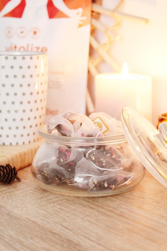 Avis thé detox Kitchen Diet - Blog Mangue Poudrée, blog beauté & lifestyle à reims - 02