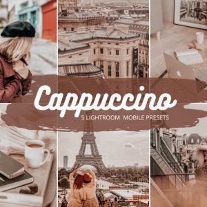 Cappuccino preset lightroom