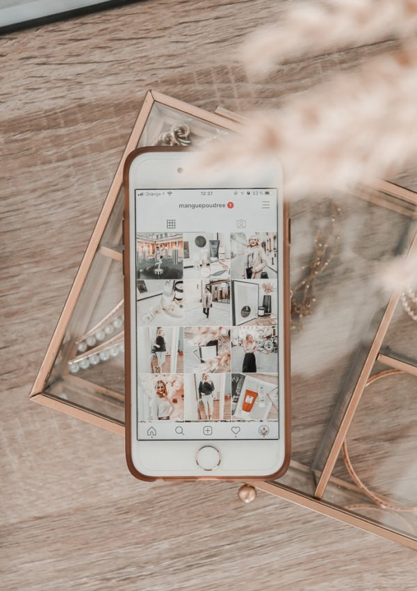 Comment retroucher ses photos avec les presets lightroom - Blog Mangue Poudrée - Blog mode et lifestyle à Reims Paris influenceuse blogueuse - 01