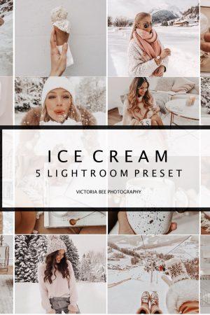 ice cream preset
