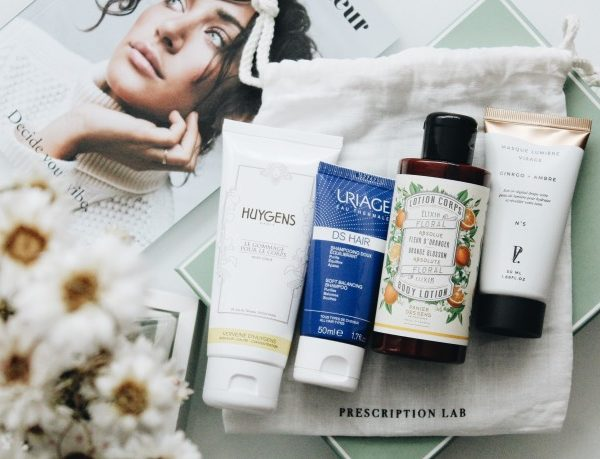 Avis Prescription Lab mars 2019 - Blog Mangue Poudrée - Blog beauté & lifestyle à Reims 01