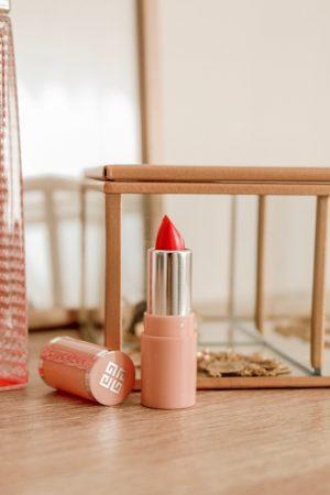 Givenchy Live Irrésistible Rosy Crush - Blog Mangue Poudrée - Blog beauté & lifestyle à Reims - 01 Rouge à lèvres Rose Perfecto Givenchy