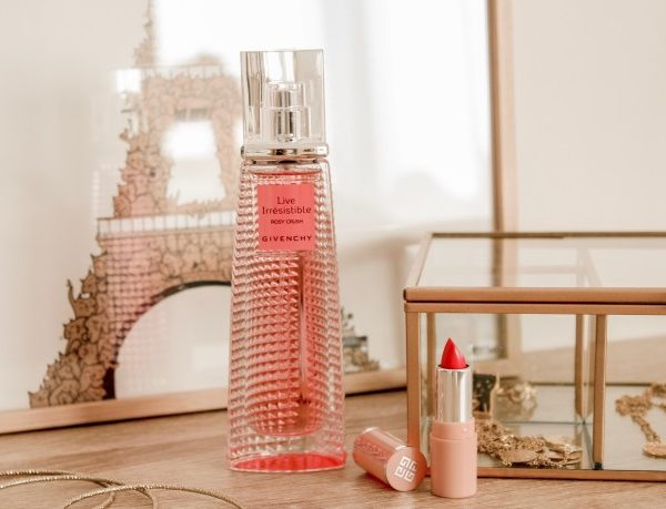 Givenchy Live Irrésistible Rosy Crush & Rose Perfecto