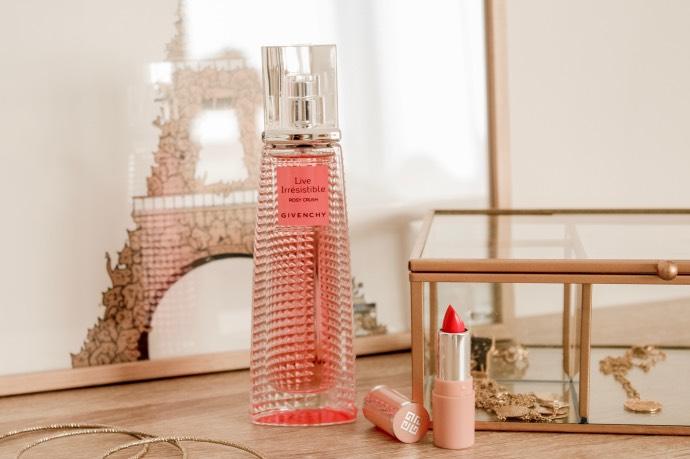 Givenchy Live Irrésistible Rosy Crush - Blog Mangue Poudrée - Blog beauté & lifestyle à Reims - 04