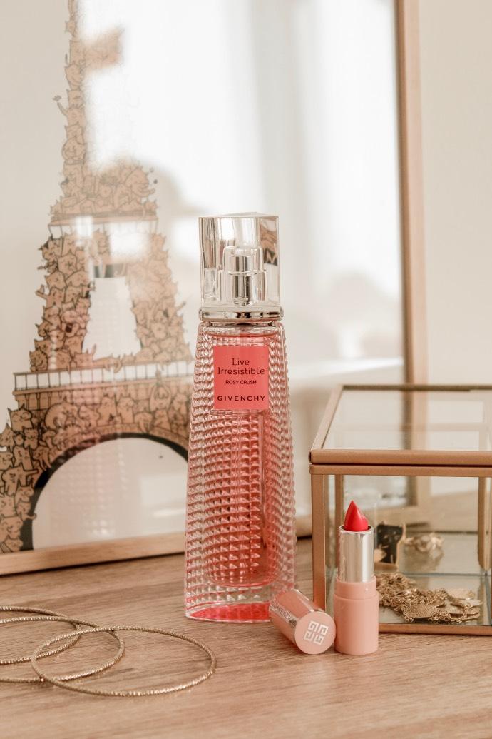 Givenchy Live Irrésistible Rosy Crush - Blog Mangue Poudrée - Blog beauté & lifestyle à Reims - 06