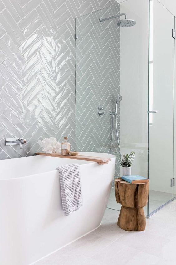 Rénovation de notre salle de bain : inspirations & projet