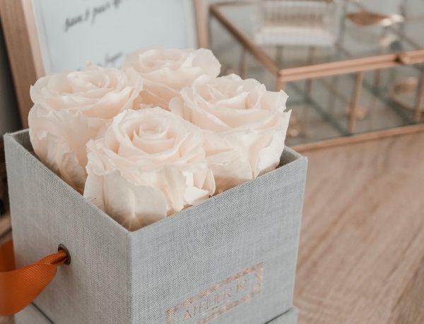 Avis Atelier 19 bouquet de roses éternelles préservées - Blog Mangue Poudrée, Blog beauté mode et lifestyle à Reims - Blogueuse Instagrammeuse - 01