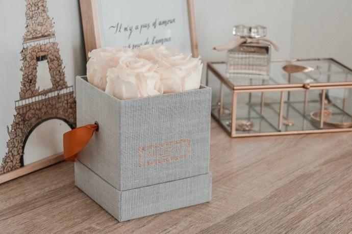 Avis Atelier 19 bouquet de roses éternelles préservées - Blog Mangue Poudrée, Blog beauté mode et lifestyle à Reims - Blogueuse Instagrammeuse - 04