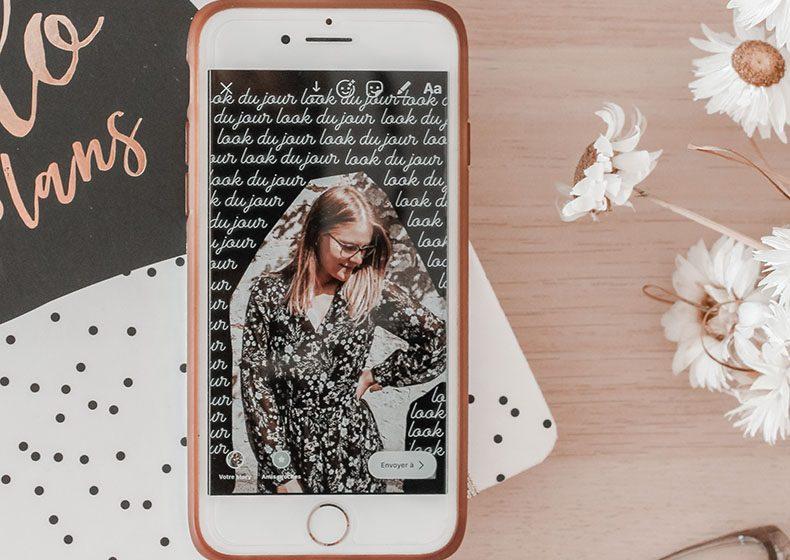 10 idées de stories créatives à réaliser avec Instagram - Blog Mangue Poudrée - Blog beauté et Lifestyle à Reims et Paris - 01