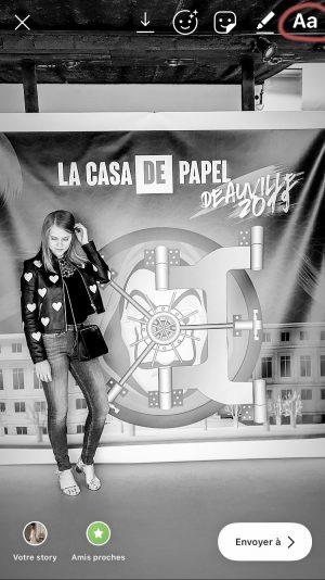 10 idées de stories créatives à réaliser avec Instagram - créer une boite de couleur -Blog Mangue Poudrée Blog beauté et lifestyle à reims Paris influenceuse 01