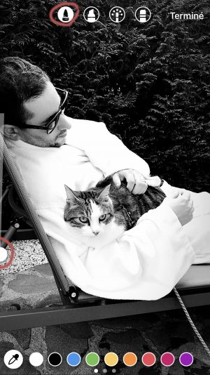 10 idées de stories créatives à réaliser avec Instagram décorer un coeur Blog Mangue Poudrée Blog beauté et lifestyle à reims Paris influenceuse 01
