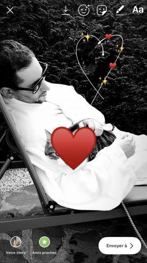 10 idées de stories créatives à réaliser avec Instagram décorer un coeur Blog Mangue Poudrée Blog beauté et lifestyle à reims Paris influenceuse 03