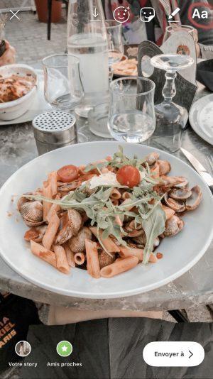 10 idées de stories créatives à réaliser avec Instagram - double écriture - Blog Mangue Poudrée Blog beauté et lifestyle à reims Paris influenceuse 01
