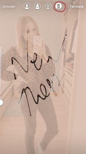 10 idées de stories créatives à réaliser avec Instagram effet aquarelle Blog Mangue Poudrée Blog beauté et lifestyle à reims Paris influenceuse 04