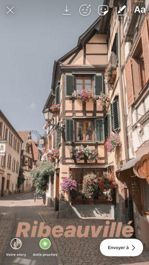 10 idées de stories créatives à réaliser avec Instagram effet double ecriture Blog Mangue Poudrée Blog beauté et lifestyle à reims Paris influenceuse 02