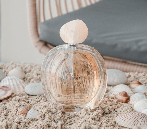 Light di Gioia Giorgio Armani : l'eau de parfum de mon été