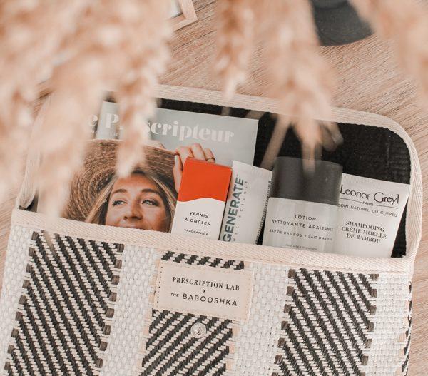 Avis Prescription Lab x The Babooshka box beauté août 2019 code promo - Blog Mangue Poudrée - Blog Beauté et lifestyle à reims (1)