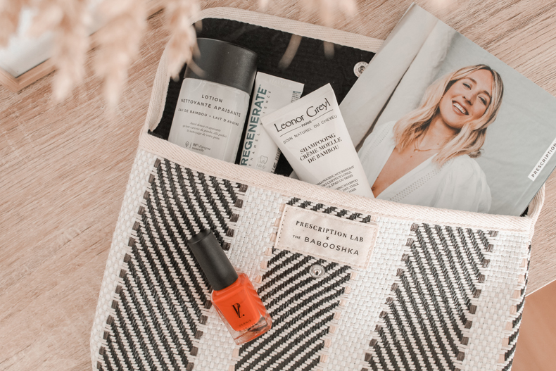 Avis Prescription Lab x The Babooshka box beauté août 2019 code promo - Blog Mangue Poudrée - Blog Beauté et lifestyle à reims (7)