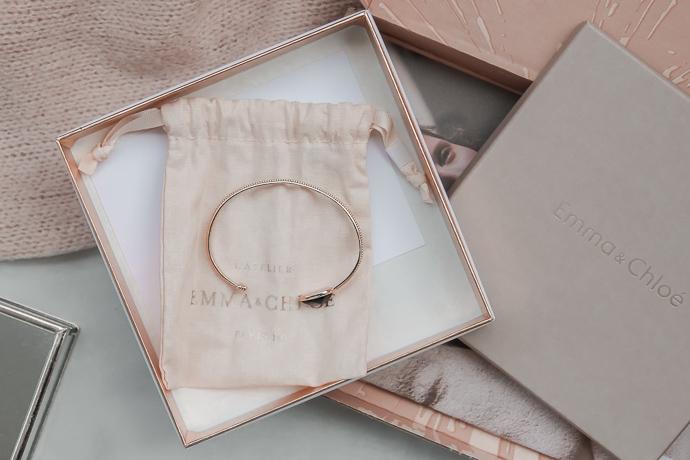 Avis box emma & chloé septembre 2019 contenu bijoux or - Blog Mangue Poudrée - Blog mode et lifestyle à Reims influenceuse - 03