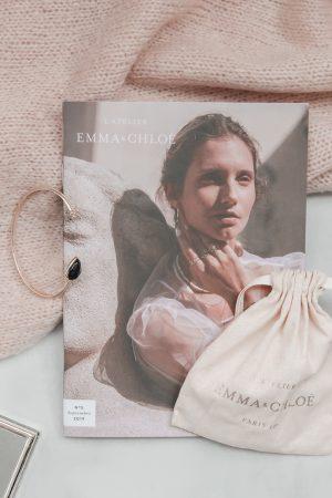 Avis box emma & chloé septembre 2019 contenu bijoux or - Blog Mangue Poudrée - Blog mode et lifestyle à Reims influenceuse - 05