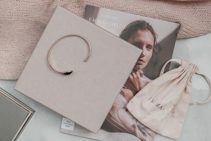 Avis box emma & chloé septembre 2019 contenu bijoux or - Blog Mangue Poudrée - Blog mode et lifestyle à Reims influenceuse - 06