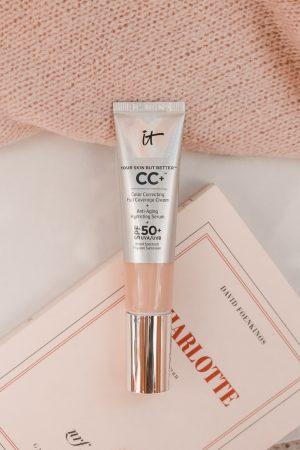 Les cinc petites choses 8 cc creme It Cosmetics - Mangue Poudrée - Blog beauté et lifestyle à Reims influenceuse