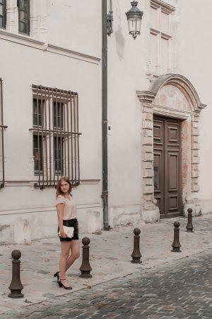 Look de rentrée kiabi bastignes sezane - Blog Mangue Poudrée - Blog beauté et lifestyle à Reims influenceueuse - 02