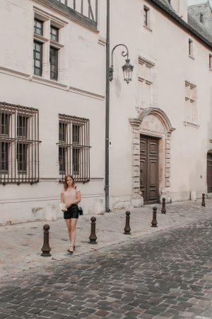 Look de rentrée kiabi bastignes sezane - Blog Mangue Poudrée - Blog beauté et lifestyle à Reims influenceueuse - 04