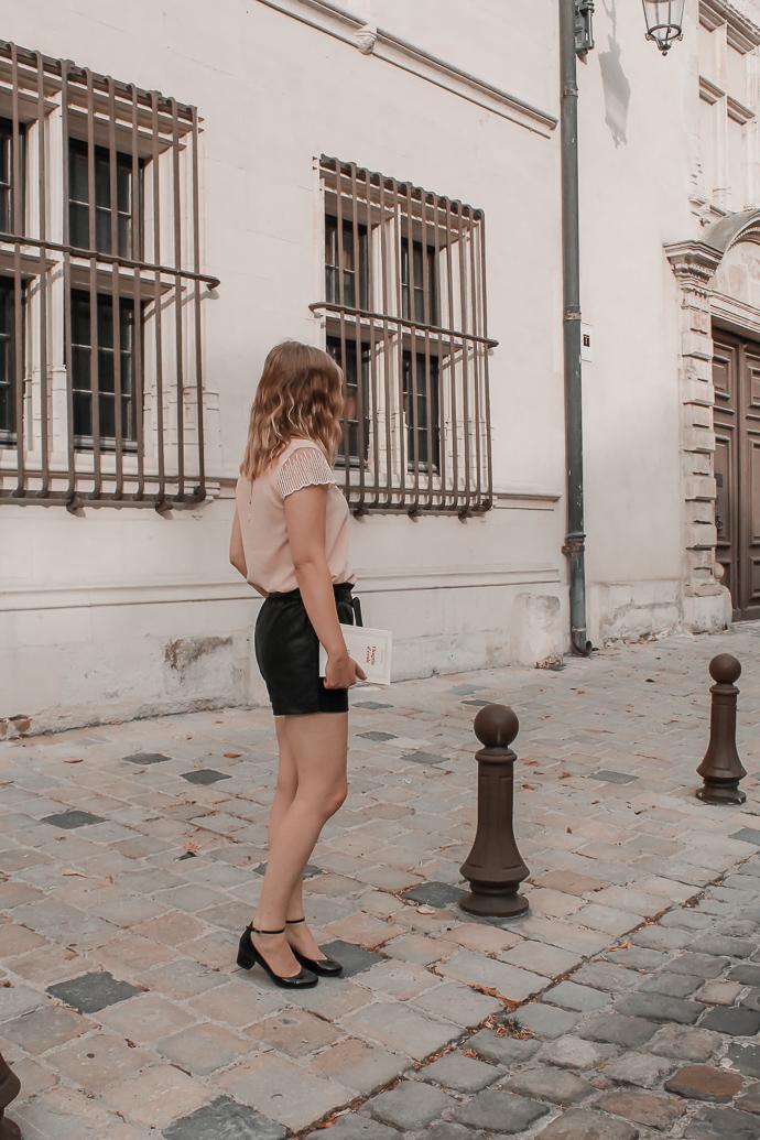 Look de rentrée kiabi bastignes sezane - Blog Mangue Poudrée - Blog beauté et lifestyle à Reims influenceueuse - 05
