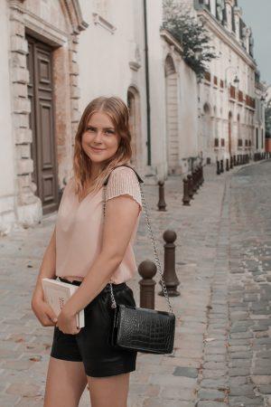 Look de rentrée kiabi bastignes sezane - Blog Mangue Poudrée - Blog beauté et lifestyle à Reims influenceueuse - 13