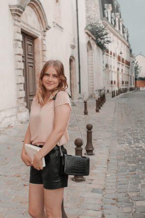 Look de rentrée kiabi bastignes sezane - Blog Mangue Poudrée - Blog beauté et lifestyle à Reims influenceueuse - 14