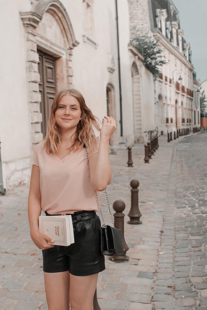 Look de rentrée kiabi bastignes sezane - Blog Mangue Poudrée - Blog beauté et lifestyle à Reims influenceueuse - 15