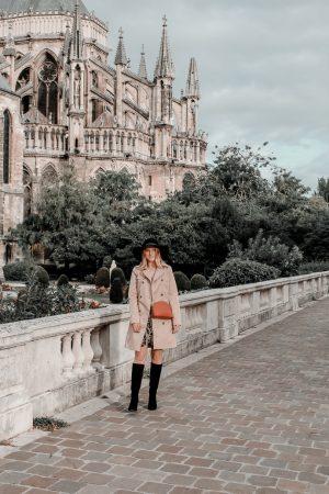 Look le closet le retour de l'automne - Blog Mangue Poudrée - Blog mode et lifestyle à Reims influenceuse - 01