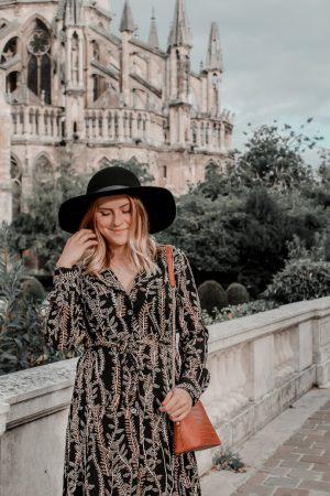 Look le closet le retour de l'automne - Blog Mangue Poudrée - Blog mode et lifestyle à Reims influenceuse - 08