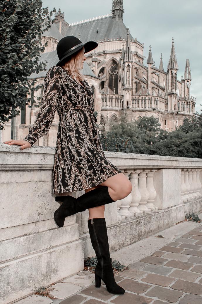 Look le closet le retour de l'automne - Blog Mangue Poudrée - Blog mode et lifestyle à Reims influenceuse - 13